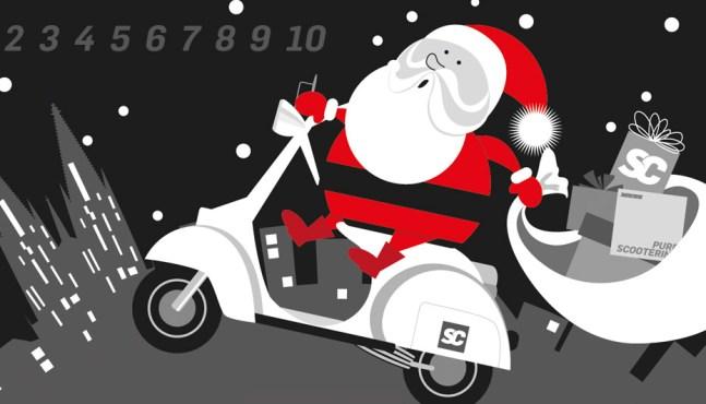10 Gründe für Deinen Weihnachtseinkauf beim Scooter Center