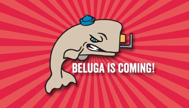Lambretta Zündung einstellen – bloß nicht ins Schwimmen kommen – Beluga