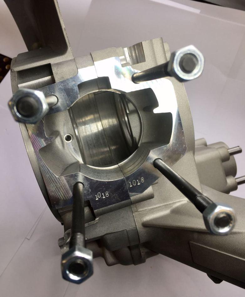 Enige case T5 Motorgehäuse T5