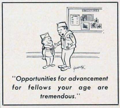 Cartoon-1965-Advancement
