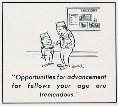 Cartoon-1965-Advancement