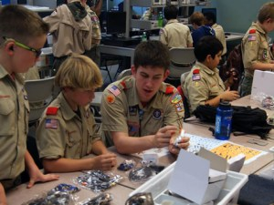 STEM-and-Scouting