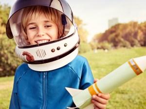 Astronaut-boy