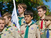 Boy-Scouts-in-uniform