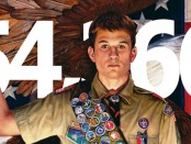 2015 Eagle Scout number featured