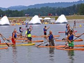 Scouts-paddleboarding-at-2013-Jamboree