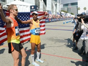 Jared Ward and Meb