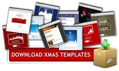 download-free-christmas-email-templates