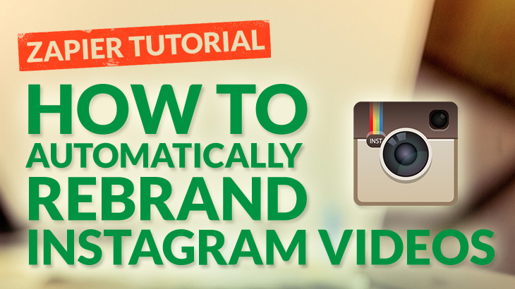 How to Create Personalized Videos from Instagram Videos