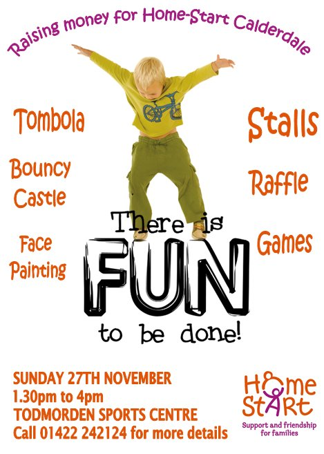 Calderdale Family Fun Day