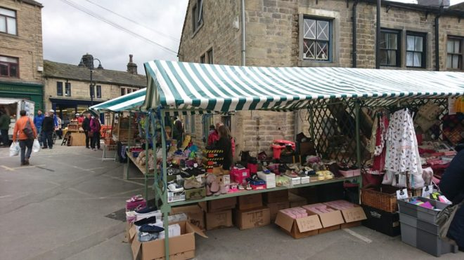 hebden bridge market