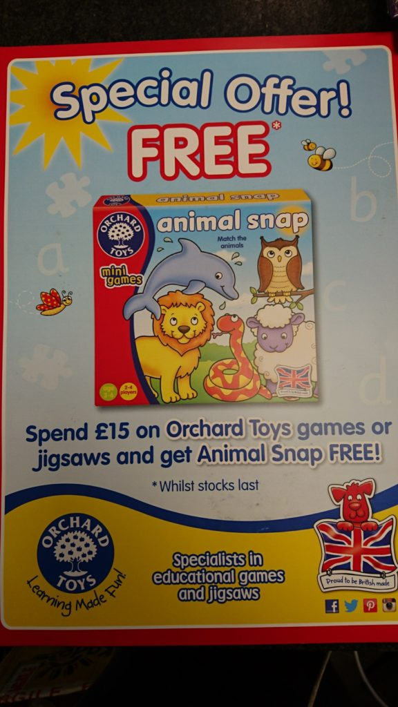 Free Orchard Toys