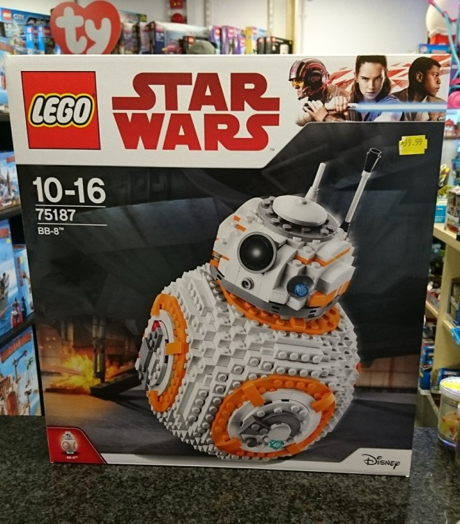 LEGO Star Wars BB8
