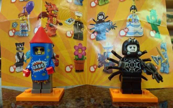 Minifigures Party 71021