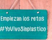 Empiezan los retos #YoVivoSinplástico