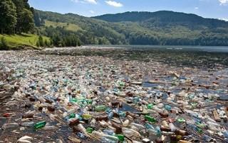 Bajar tu consumo de botellas de plástico