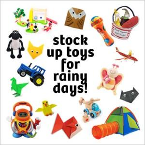 6 Kegiatan Musim Hujan yang Seru Bagi Anak