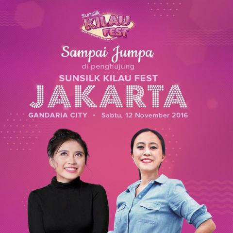 blog sittakarina - Asah Gaya Bercerita di Sunsilk Kilau Fest 2016 Writing Workshop 2