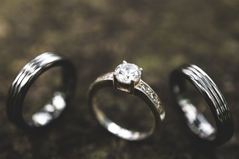 Large Of Simple Wedding Rings