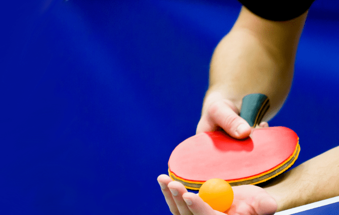 An Interview with Omer Avi-Tal: World Ranking Table Tennis Athlete