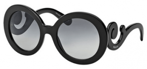prada, minimal baroque, prada sunglasses