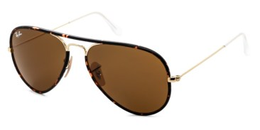 Ray Ban RB3025JM Aviator Large Metal 001