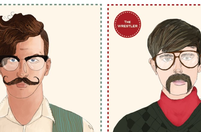 Movember: The Mo Makes The Man