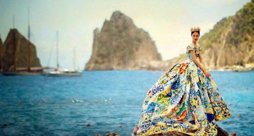 Dolce&Gabbana Maioliche & Mama's Brocade