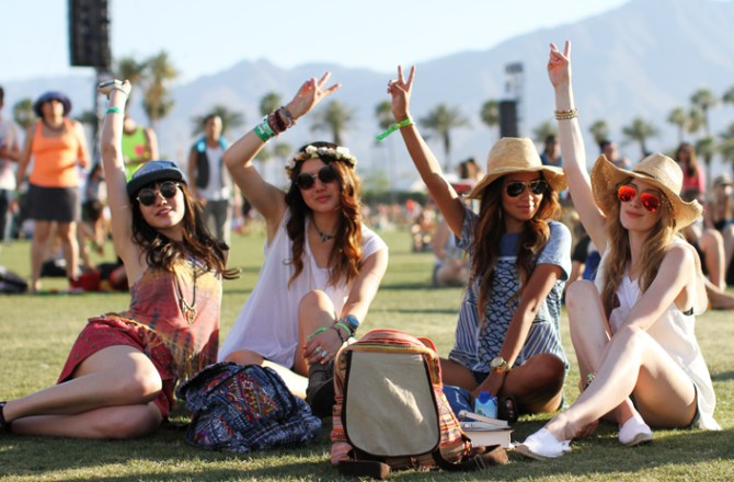 What to Wear to Coachella – Music Festival Outfit Ideas