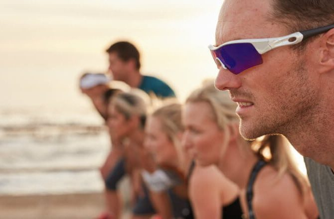 Running Sunglasses; Sprint, Jog or Walk in Style