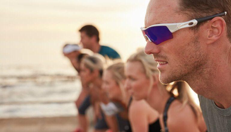 Running Sunglasses; Sprint, Jog or Walk in Style