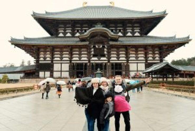 Wanderlust Storytellers in Japan travel blog