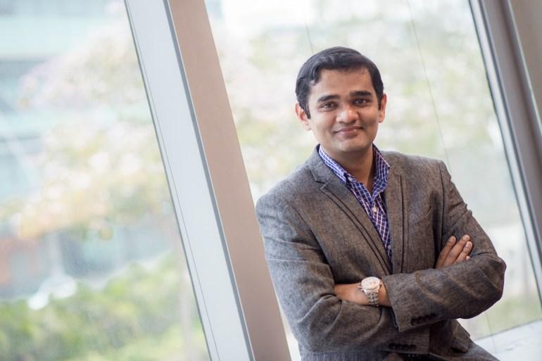 Anshuman Chaturvedi MBA Graduate