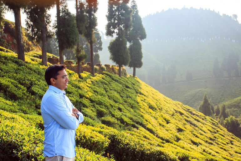 Kaushal.Dugar, Teabox, tea express