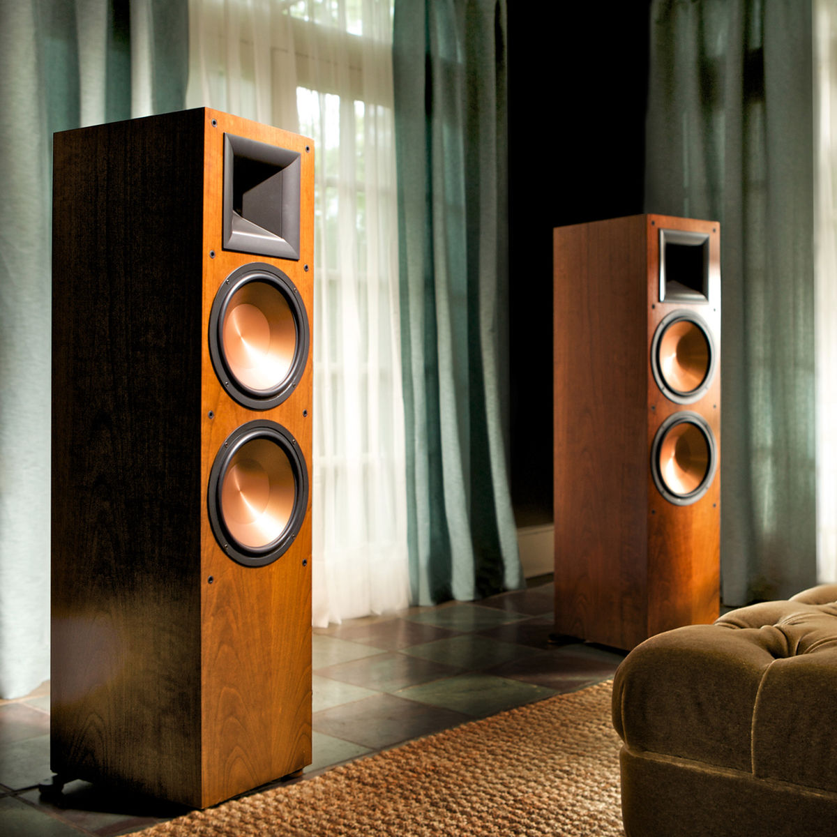 review klipsch rf 7 mkii son vid blog. Black Bedroom Furniture Sets. Home Design Ideas