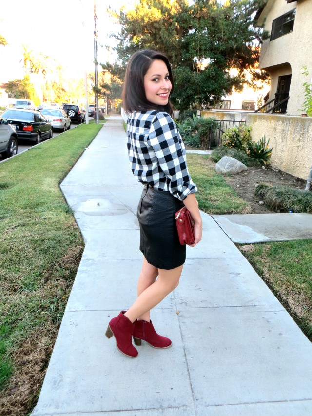 leather and plaid 2