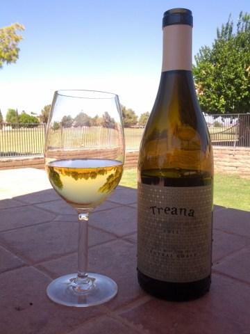 2012 Treana White
