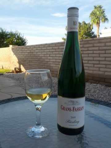 Grans-Fassian Estate 2009 Riesling