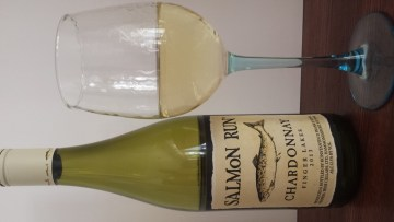 Salmon Run Chardonnay 2013