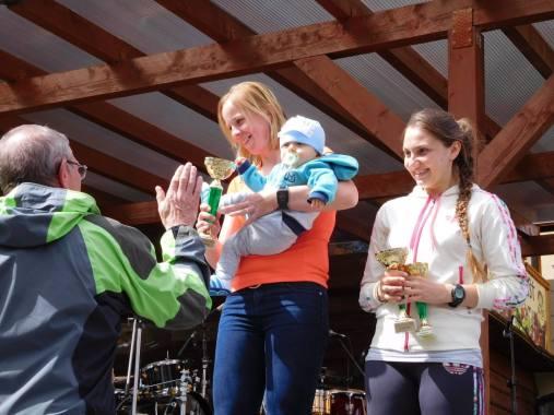 City Trail Vysoké Tatry 2016 a vysmiata víťazka