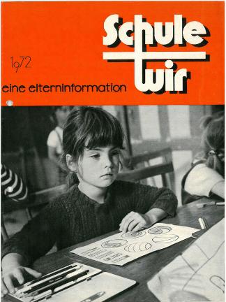 schule+wir 1972