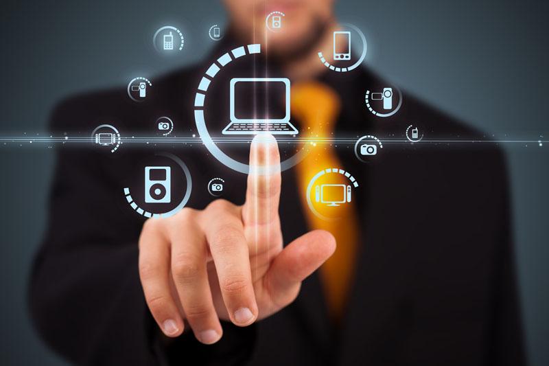 La moitié des patrons de PME veulent investir plus cette année dans le numérique