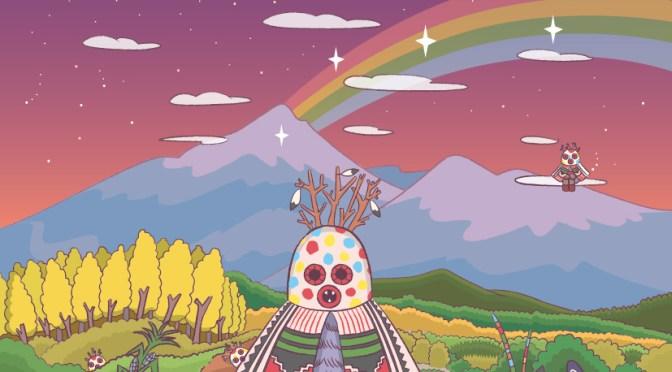 ホピ族のカチナドール展2014