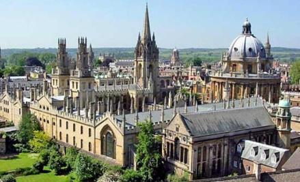 UK-Oxford-Univ of Oxford