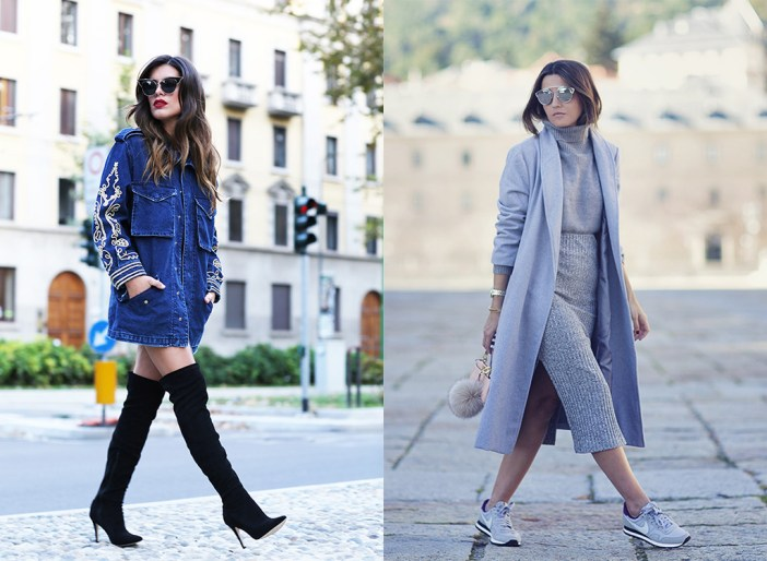 Spanish bloggers Dulceida and Lovely Pepa