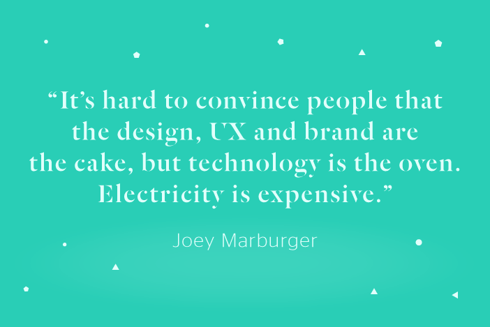Quote Joey Marburger UX - Get Stakeholders to love your UX research