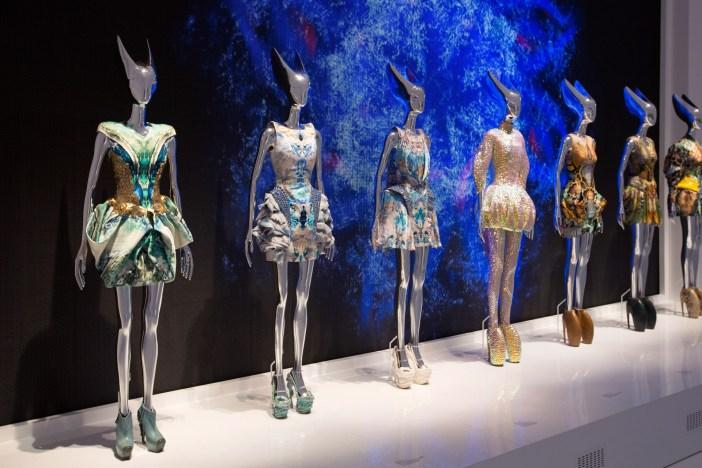 Victoria & Albert Museum - McQueen exhibition