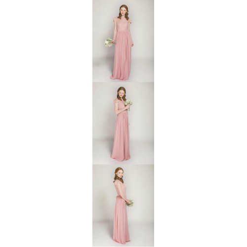 Medium Crop Of Dusty Rose Bridesmaid Dresses