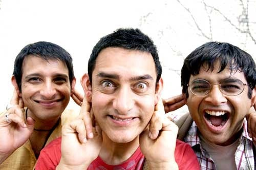 3 IDIOTS | DON'T BE STUPID! BE AN IDIOT!