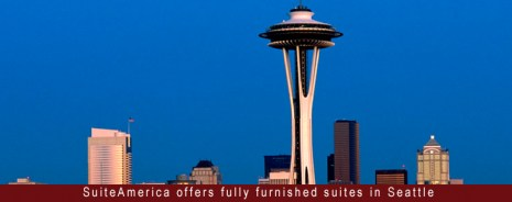 Visit  Seattle during your short-term stay